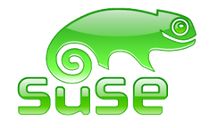 opensuse glassy logo